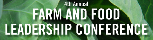Farm and Food Leadership Conference